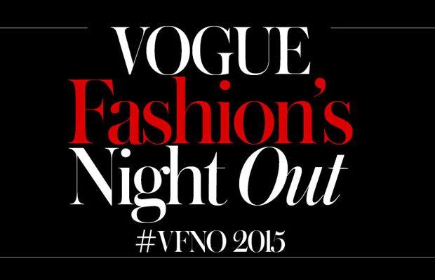 Tiwel Vogue Fashions Night Out
