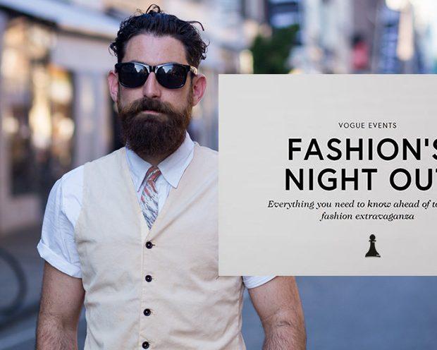 Vogue Fashion Night Out Tiwel 2016