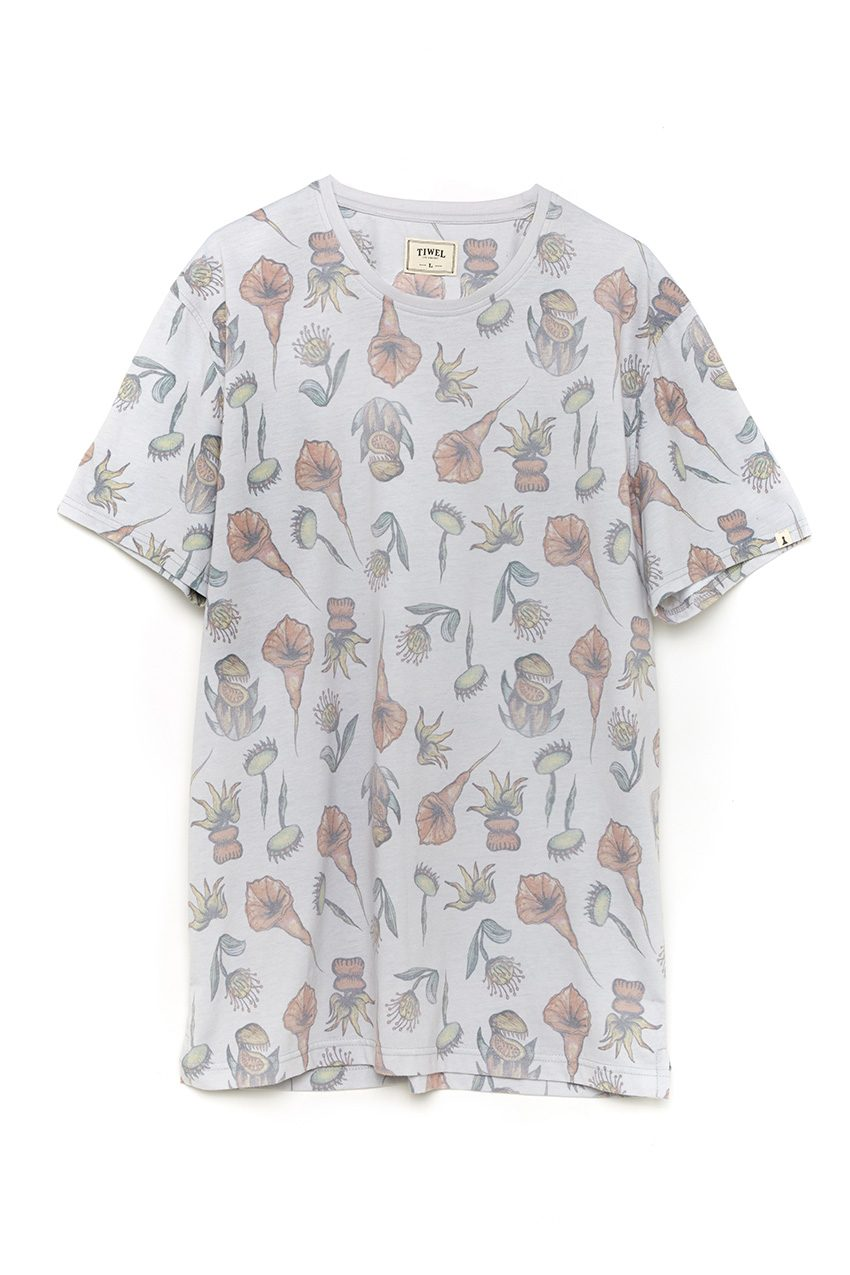 Camiseta-Eater-Beige-Melange