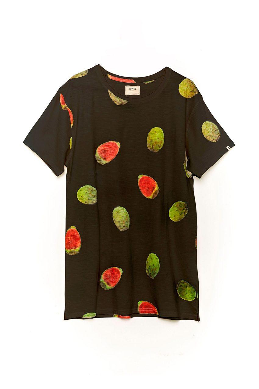 Camiseta-Figus-Faded-Black