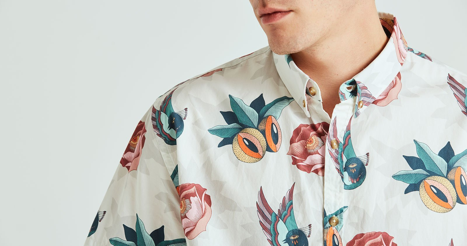 Boa Mistura Tiwel clothing shirt