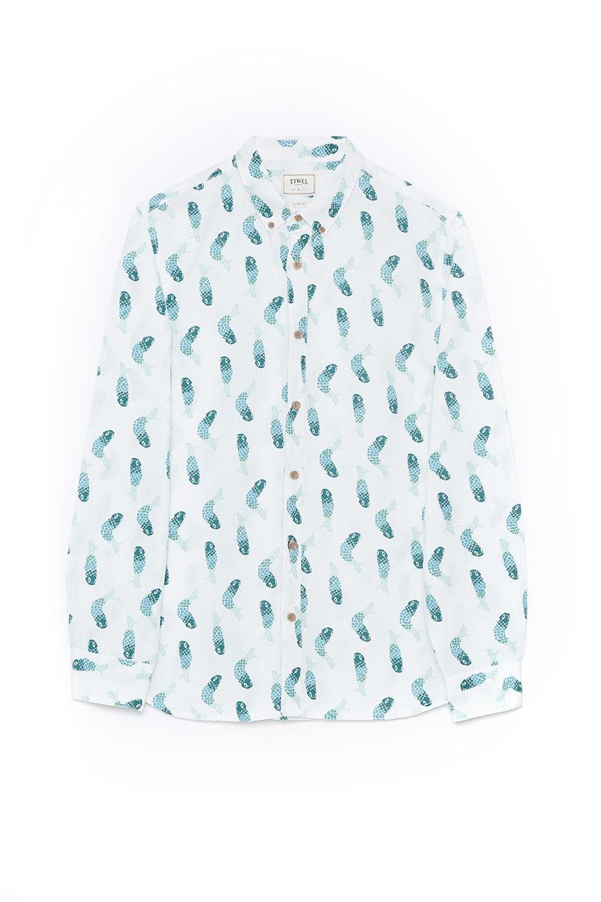 Camisa Carpa Snow White