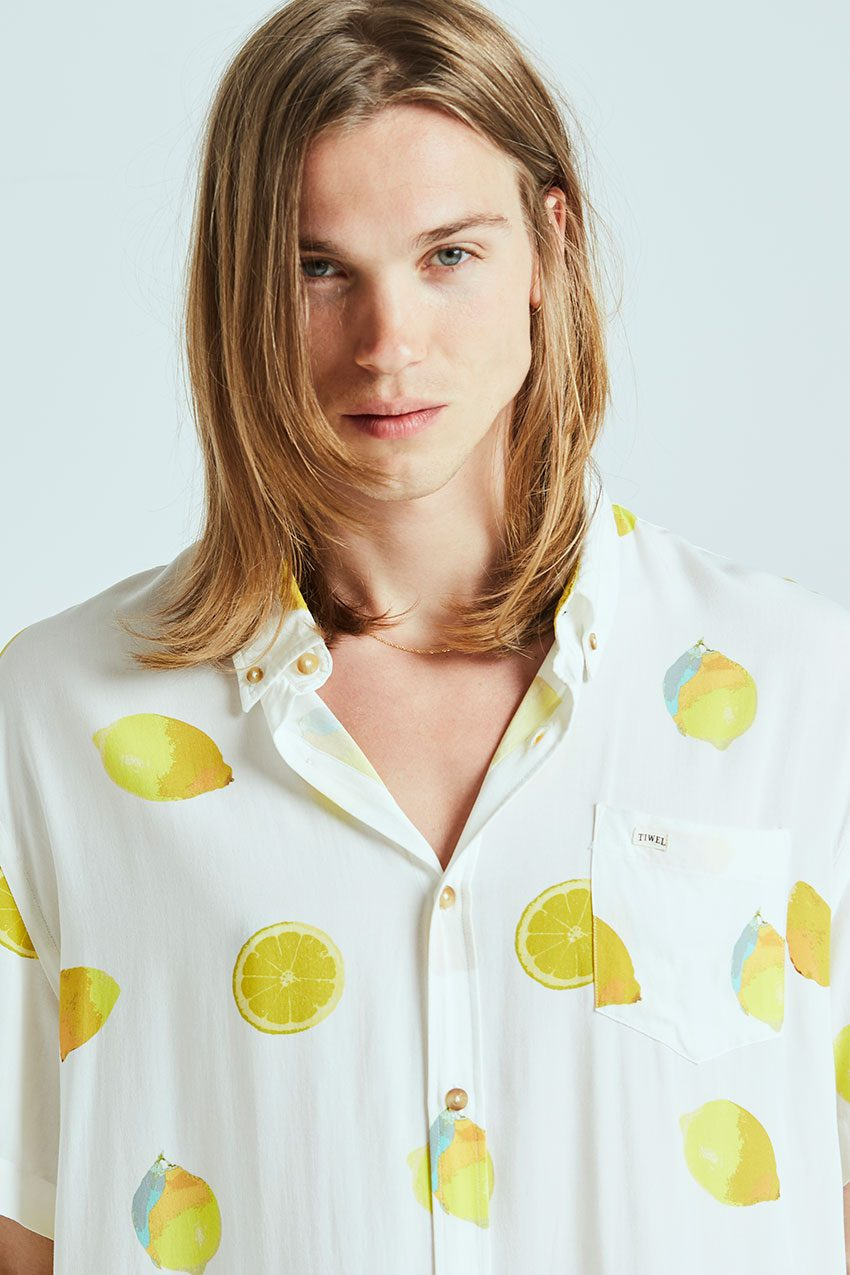Camisa Fruit Tiwel snow white 02