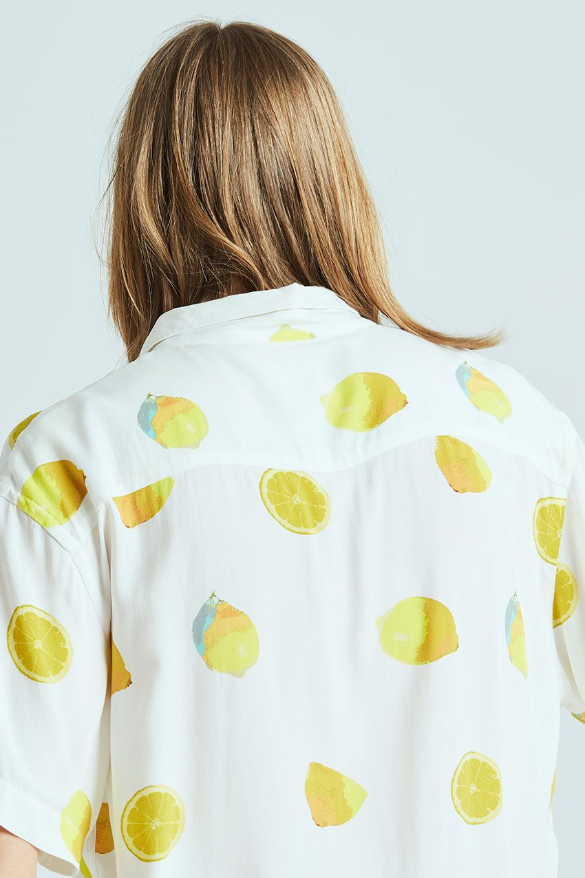 Camisa Fruit Tiwel snow white 04