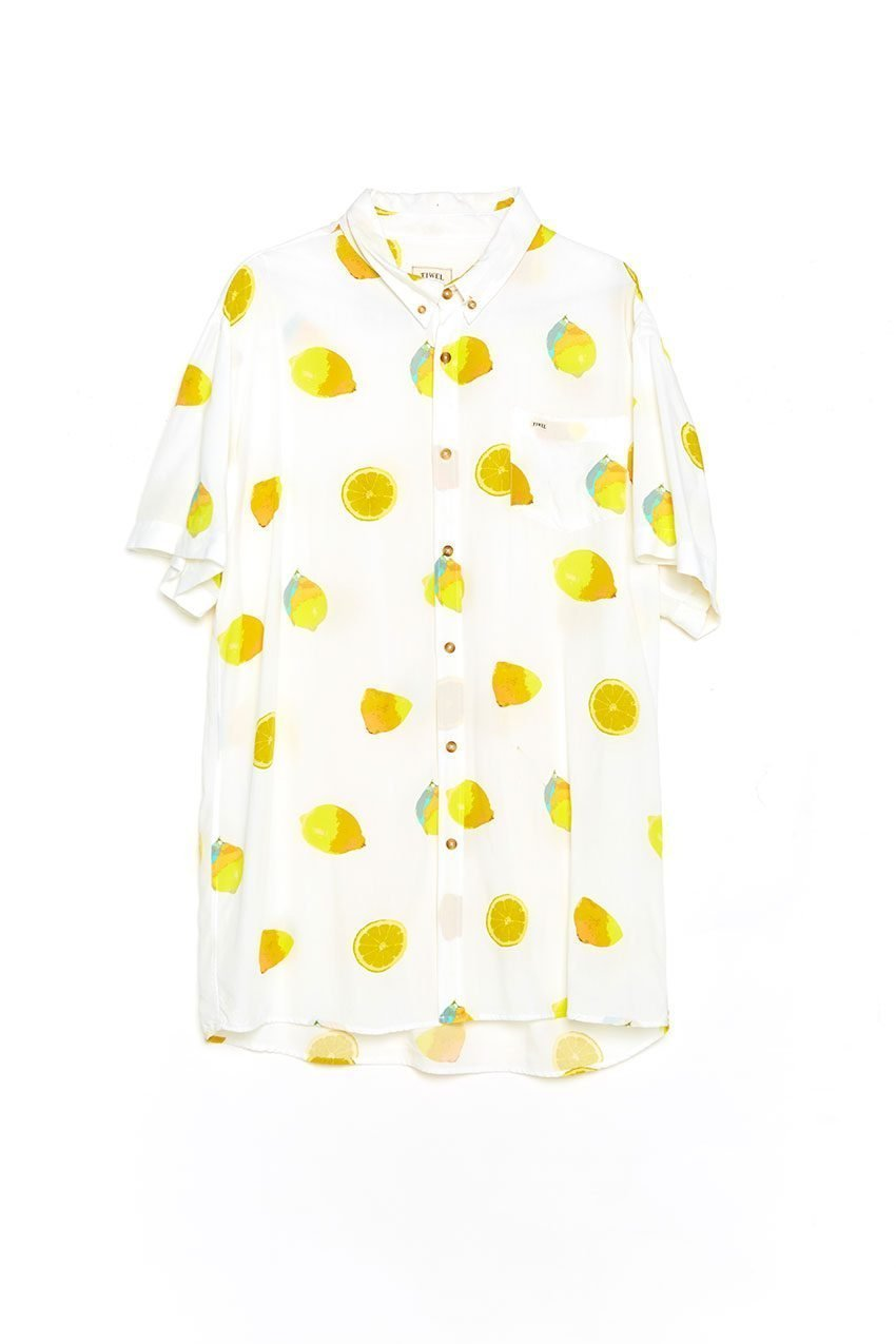 Camisa Fruit Tiwel snow white