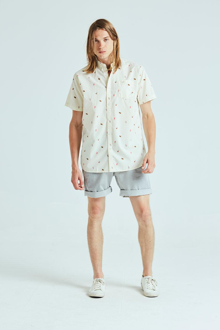 Camisa Ice Tiwel off white 01