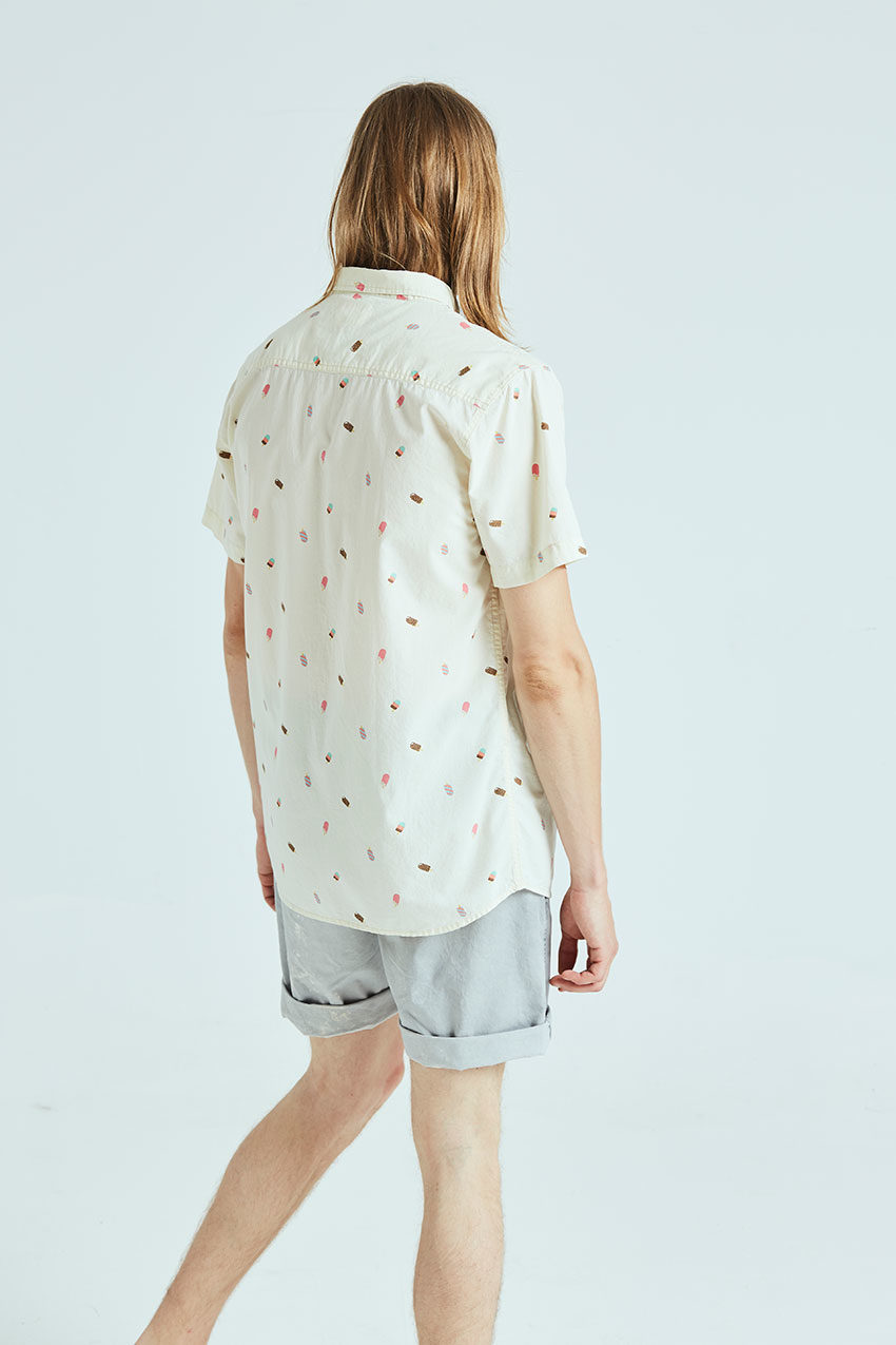 Camisa Ice Tiwel off white 03