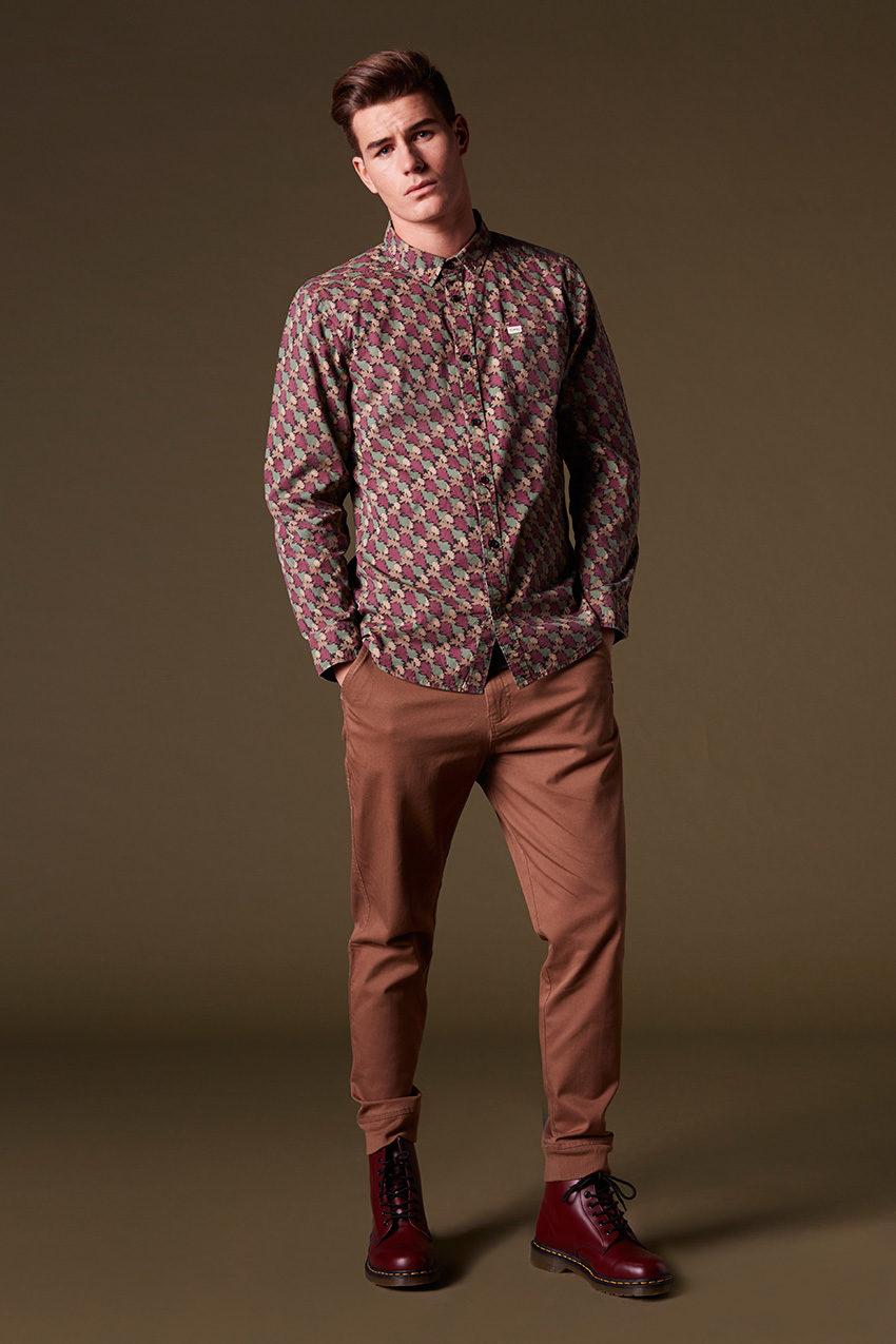 Camisa Kamok 01