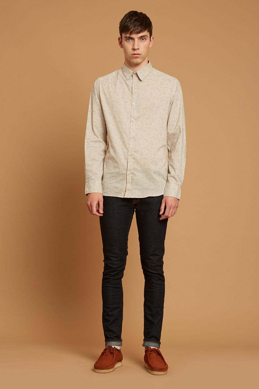 Camisa Pioneer 1