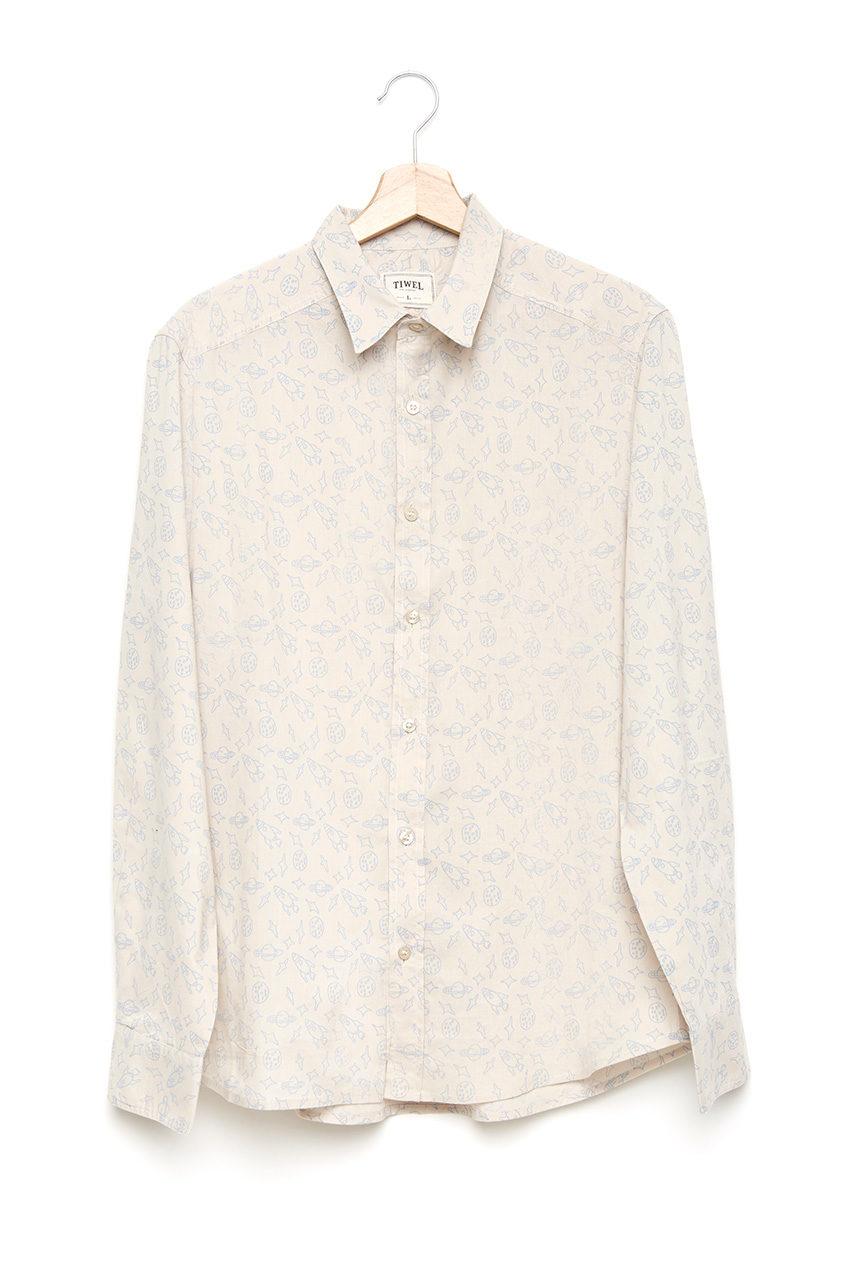 Camisa Pioneer Beige