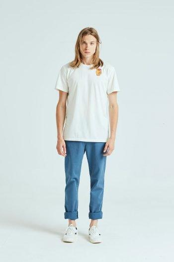 Camiseta Boa Calaca Tiwel off white 01