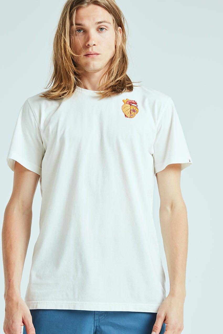Camiseta Boa Calaca Tiwel off white 03