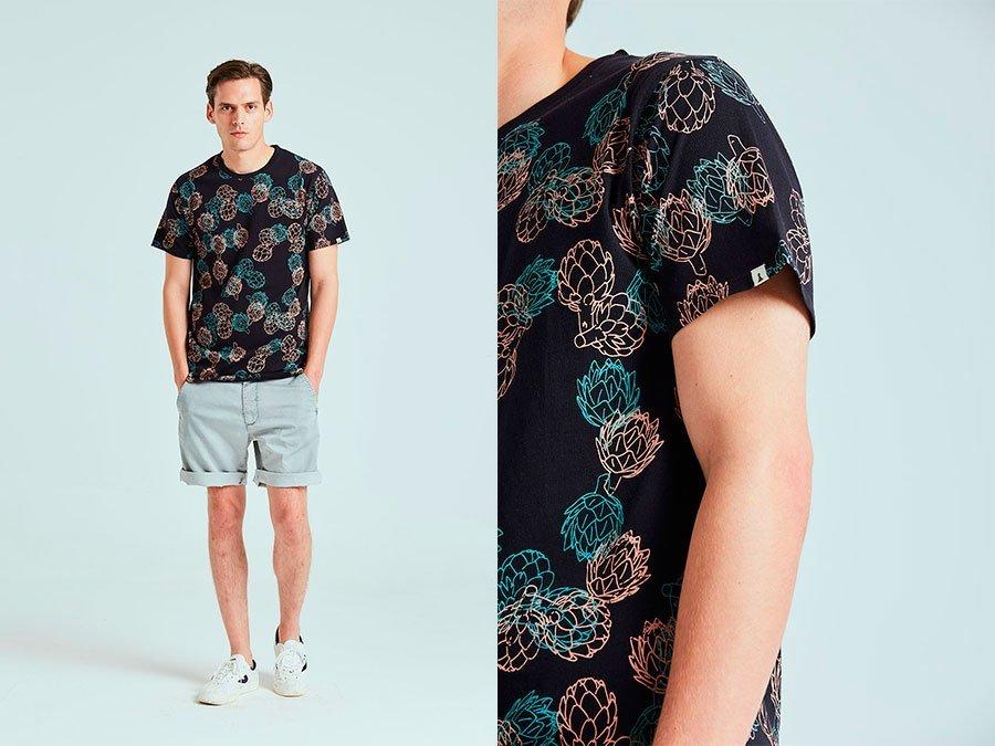 Camiseta Chofa Tiwel cultura inquieta paco reyes