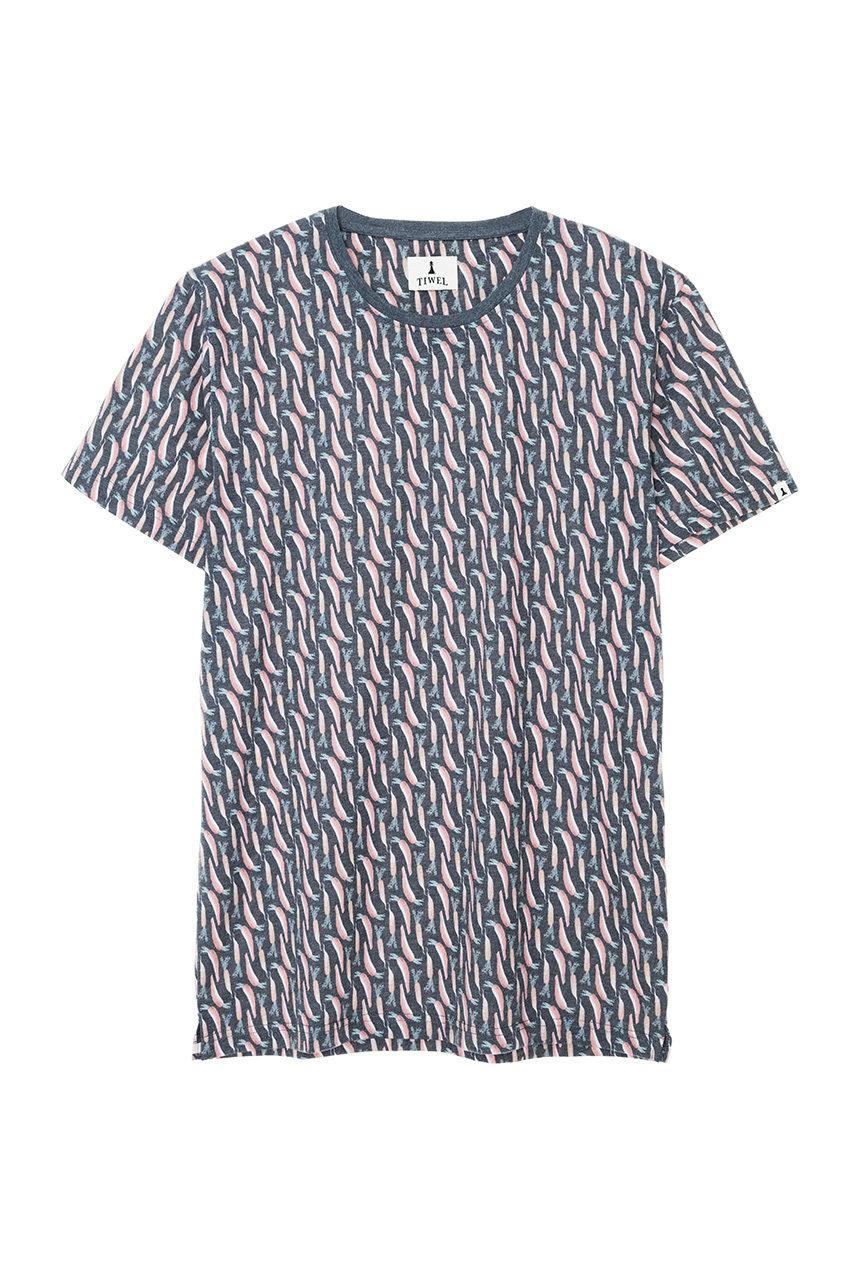 Camiseta Geom Pirate Black Melange