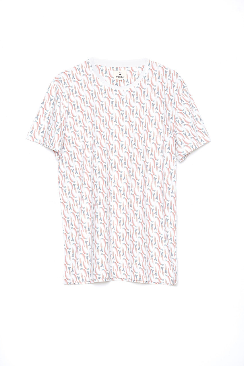 Camiseta Geom Snow White