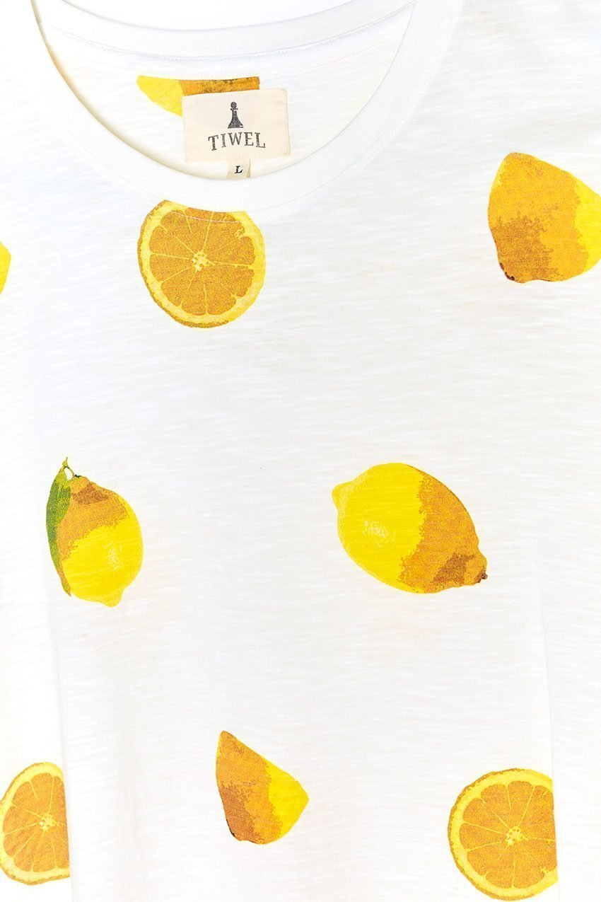 Camiseta Lemonade Tiwel off white 03