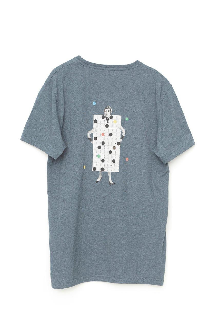 Camiseta-Lottery-Tiwel-Dark-Graphite-Melange-trasera