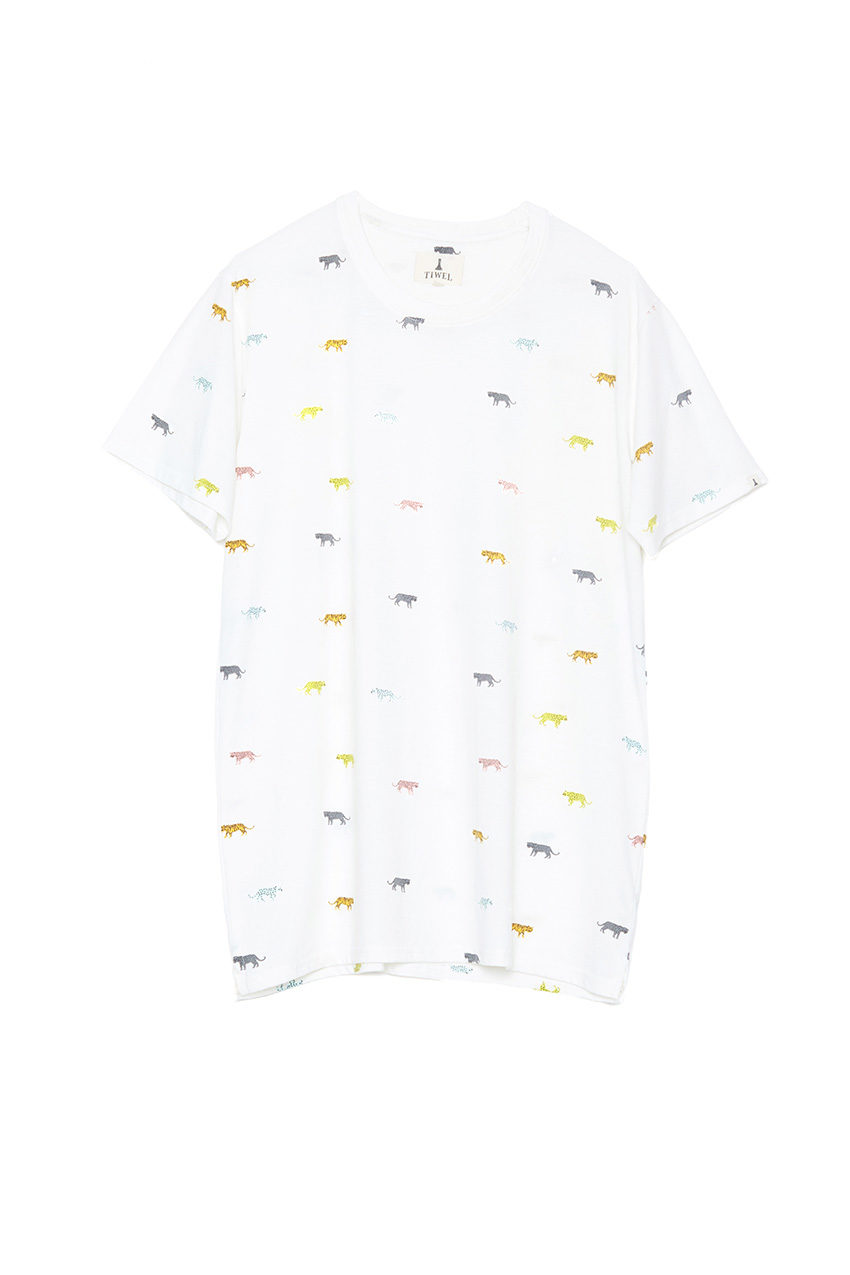 Camiseta Madtigris Snow White Melange