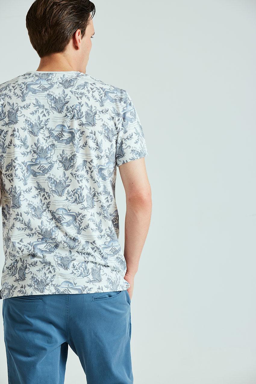 Camiseta Over Tiwel Snow white 02