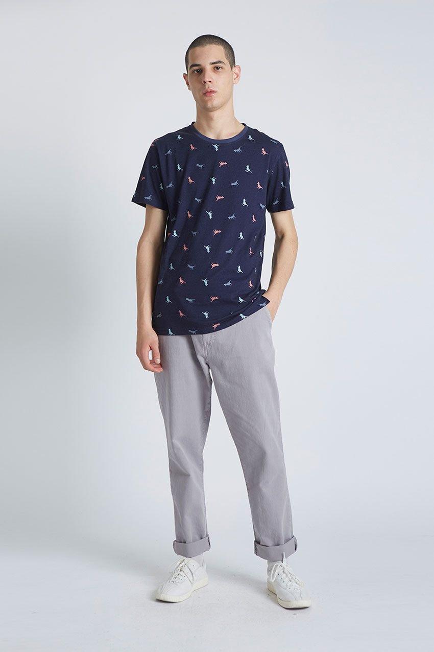 Park Tshirt Tiwel Dark Graphite 01
