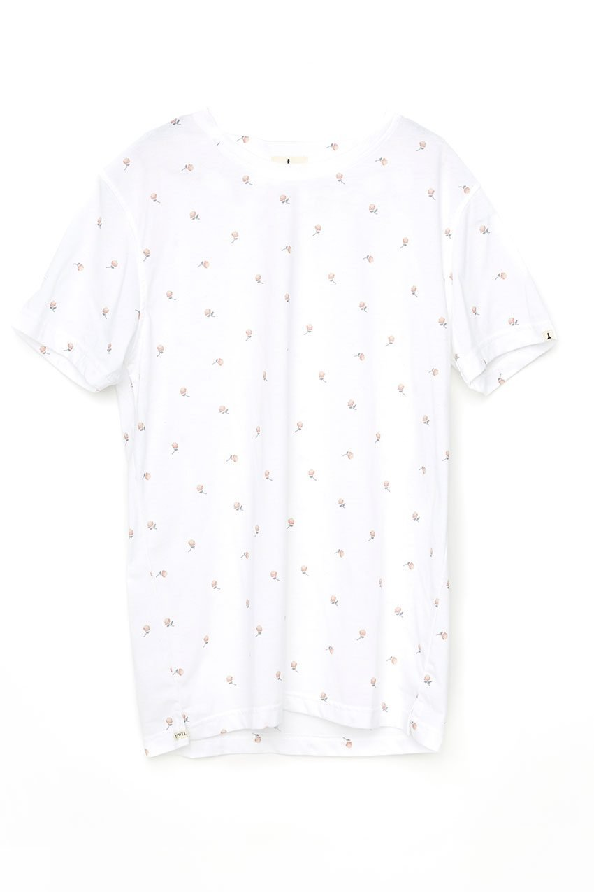 Camiseta-Roses-Tiwel-Snow-White