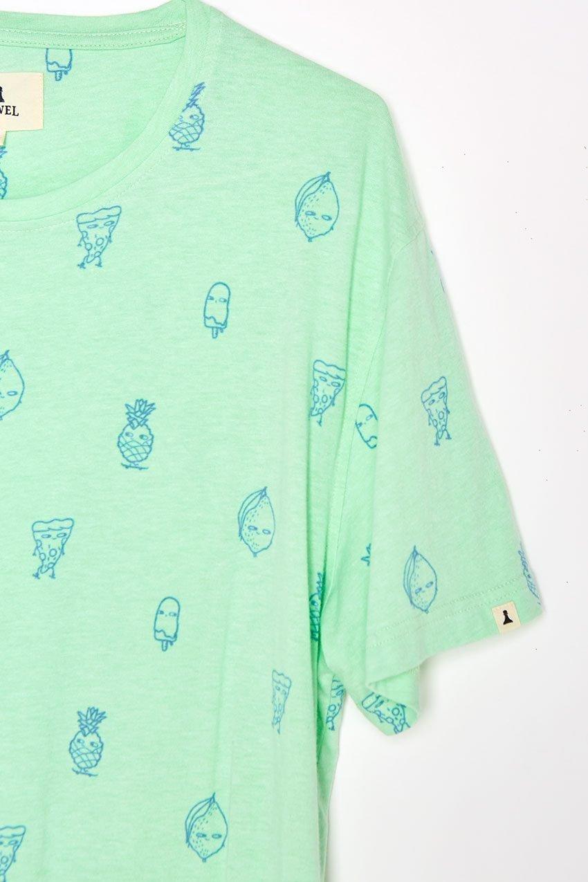 Camiseta Seres Tiwel pastel green 03