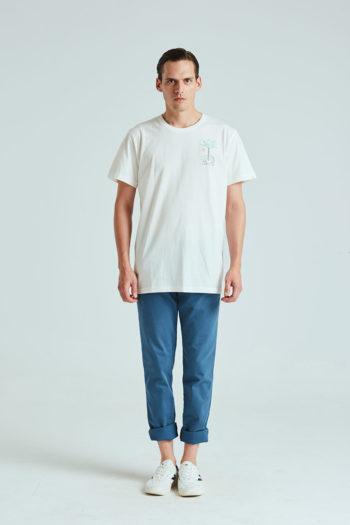 Sticht Tshirt Tiwel snow white 01