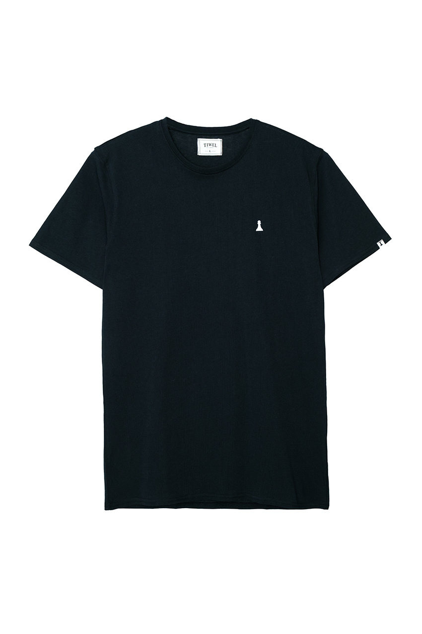 Camiseta Tiw Black