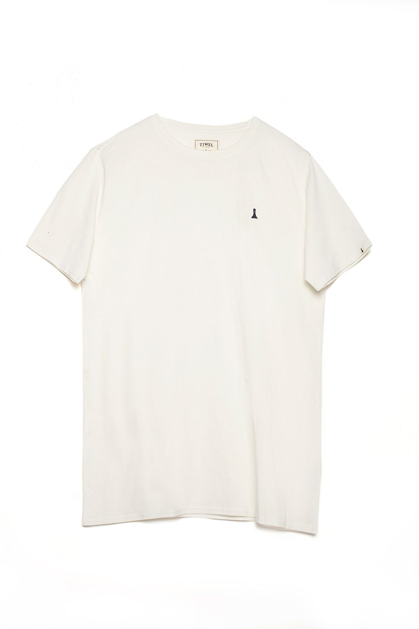Camiseta Tiw White