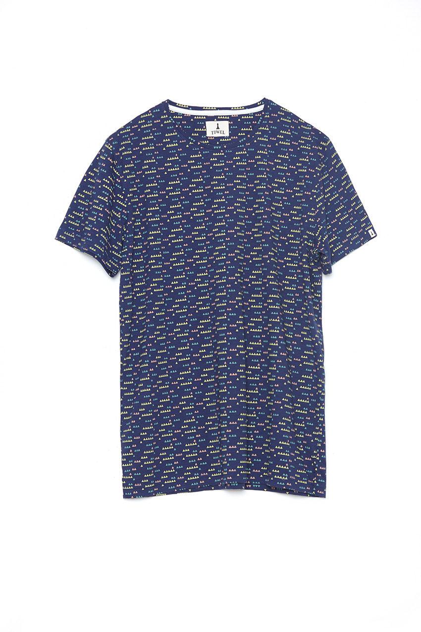 Camiseta Trimon Dark Navy