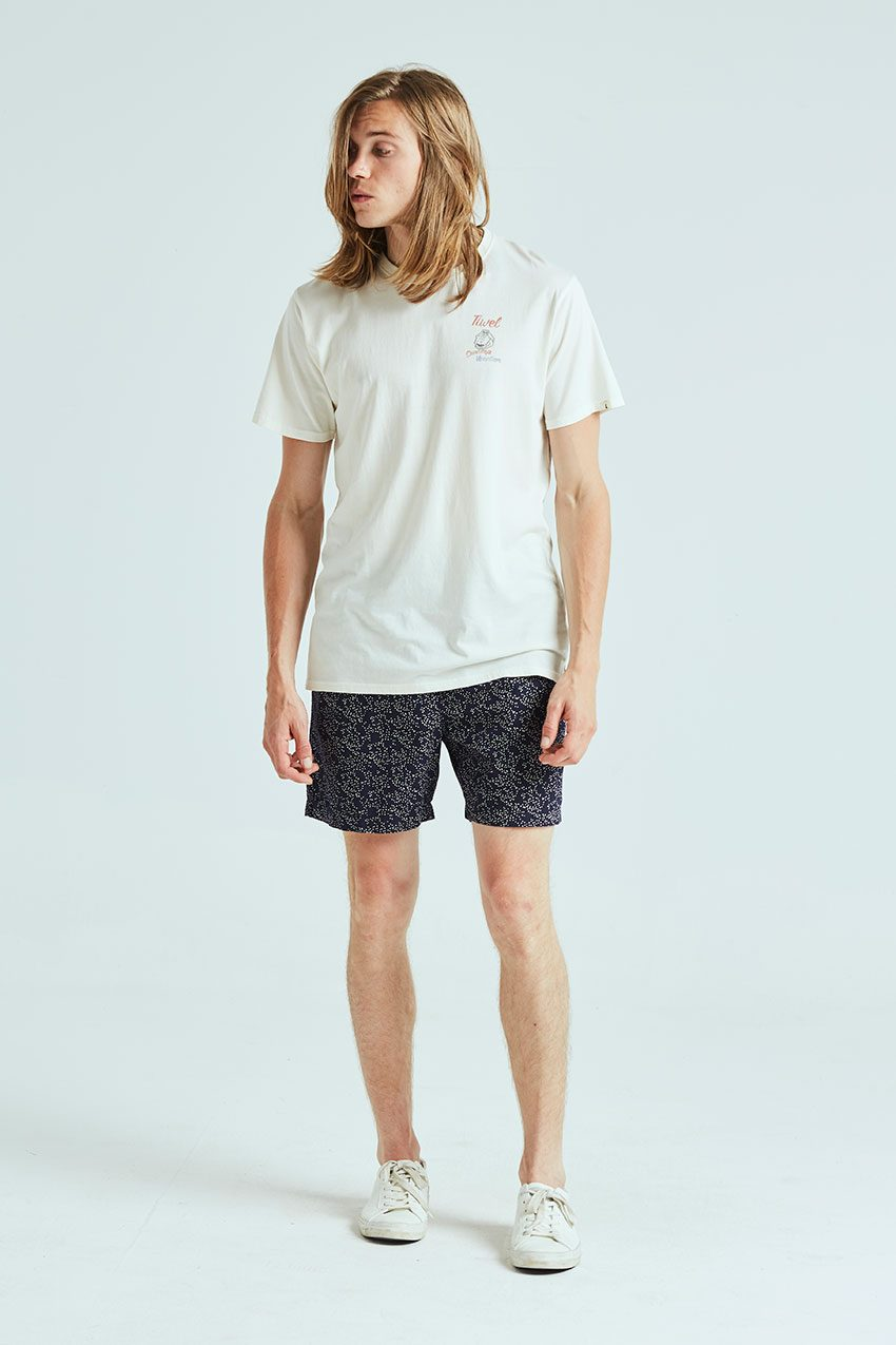 Camiseta Vacation Tiwel off white 01