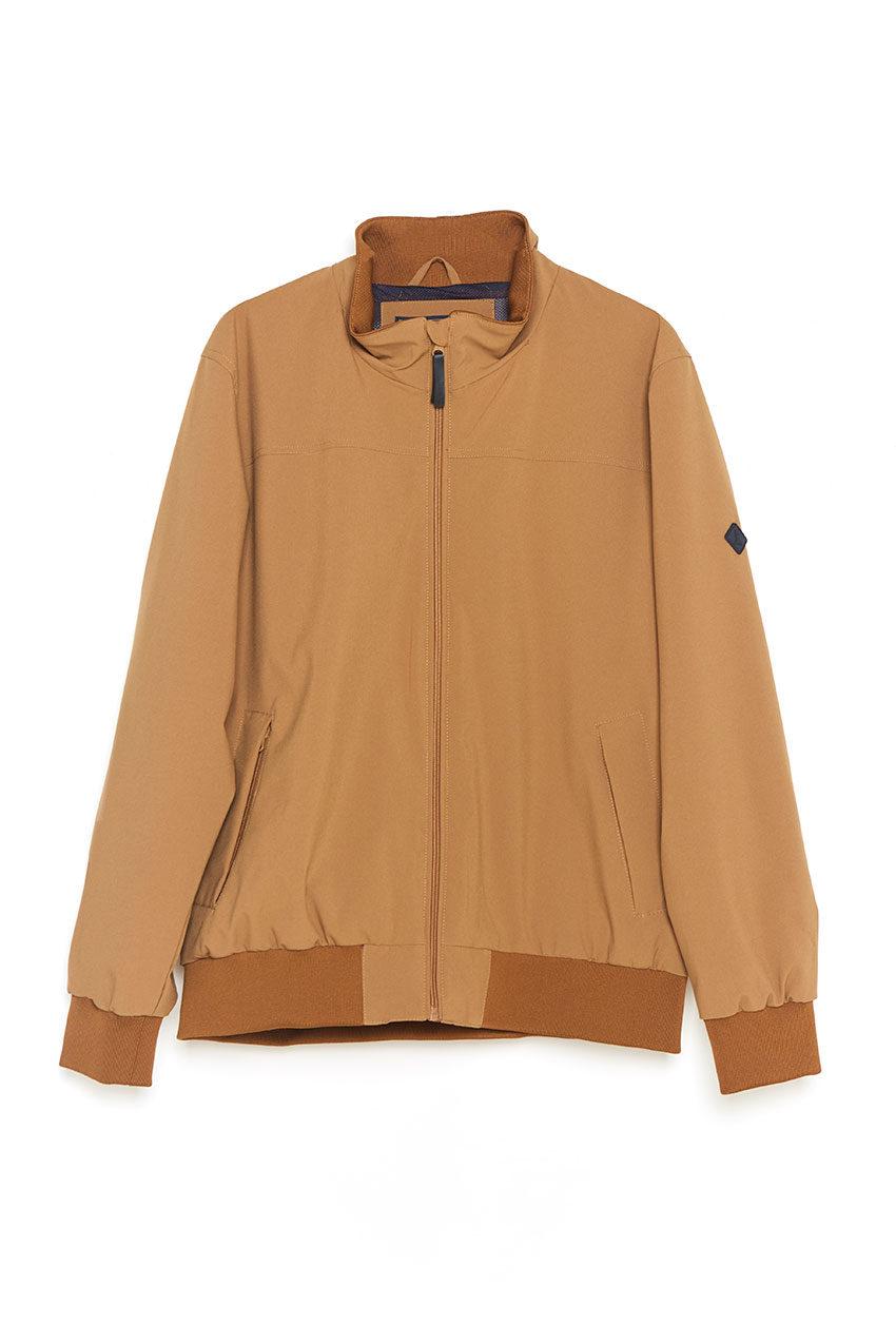Haan jacket Tiwel sandstone