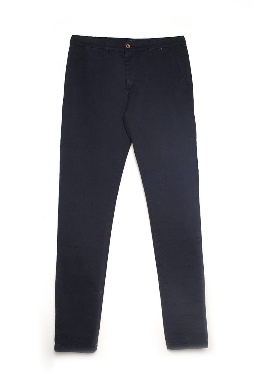 Pantalon Nara Dark Navy Delante