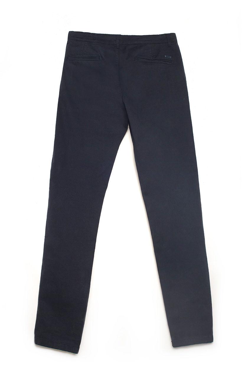 Pantalon Nara Dark Navy Detras