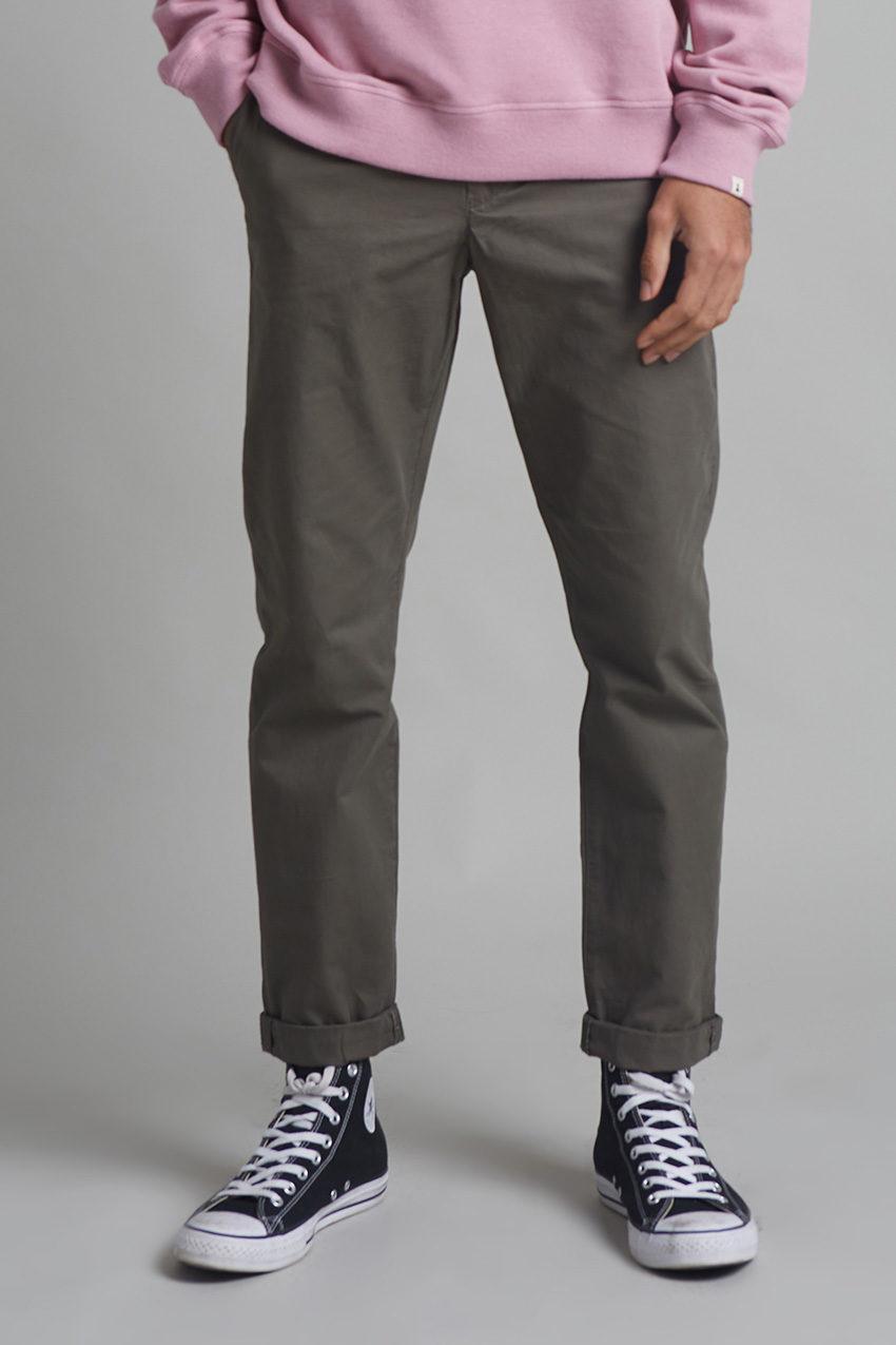 Pantalon Nara Light Khaki 02