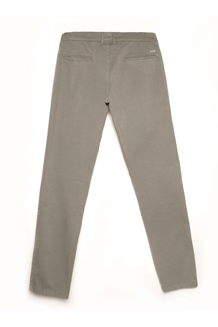 Pantalon Nara Light Khaki Detras