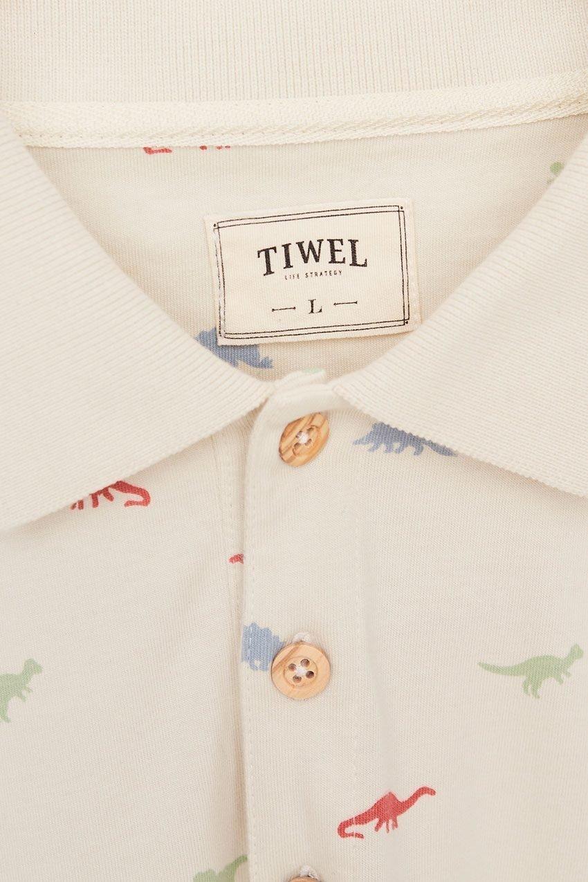Dinner Poloshirt Tiwel Cashew 03