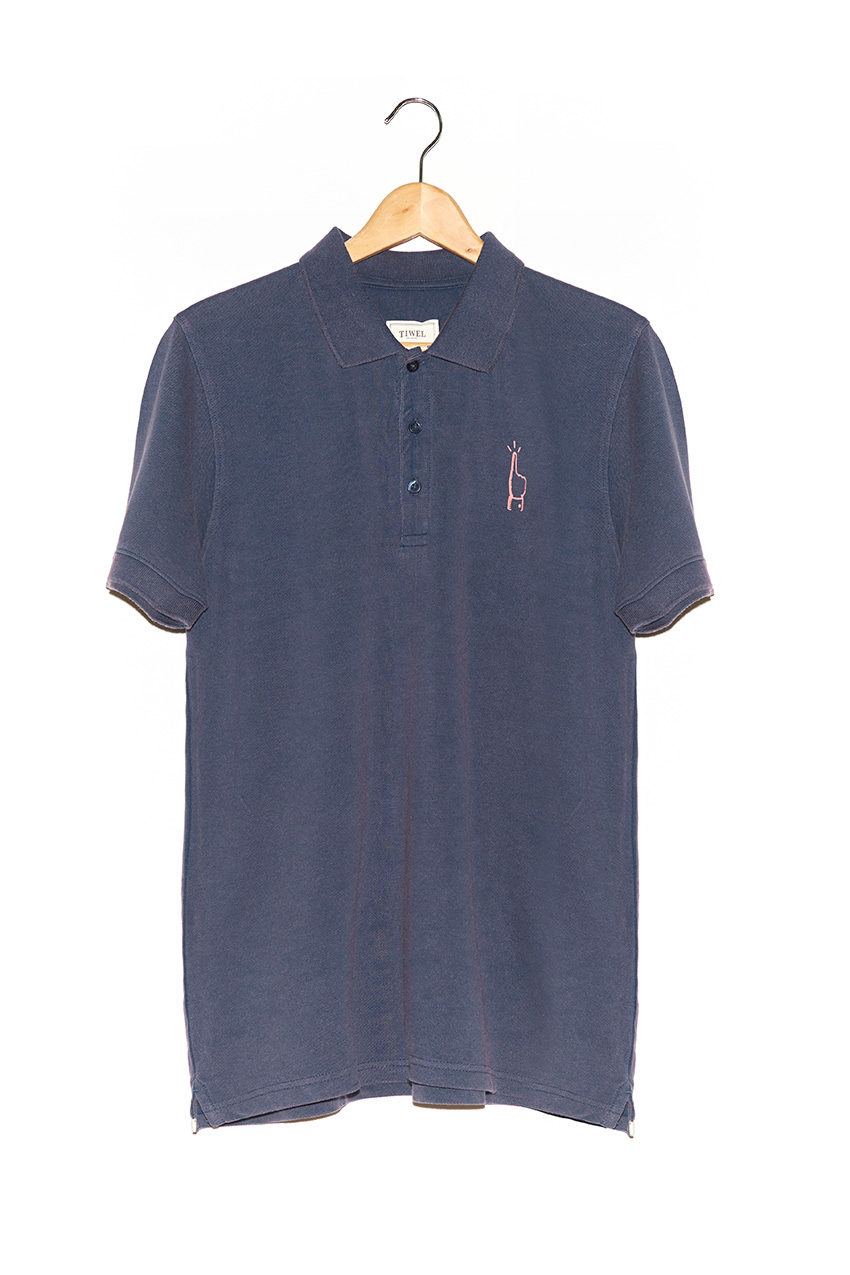 Polo Fine Dark Navy