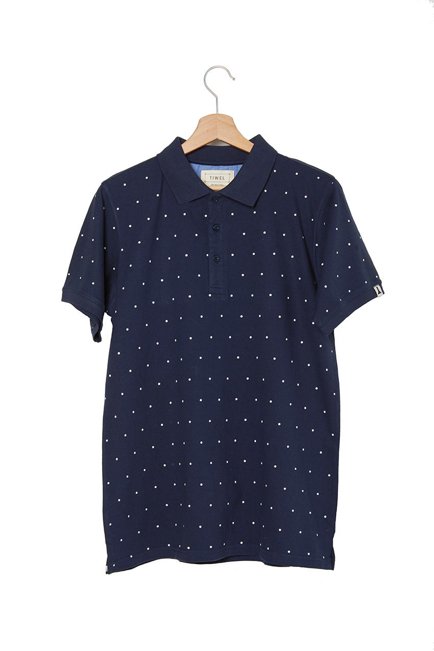 Polo Kipo Navy