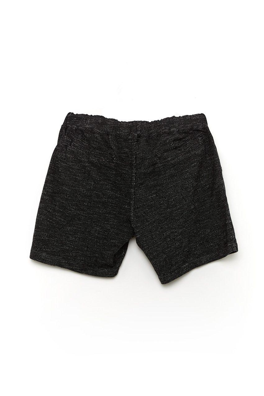 Short Jogy Faded Black Grindle