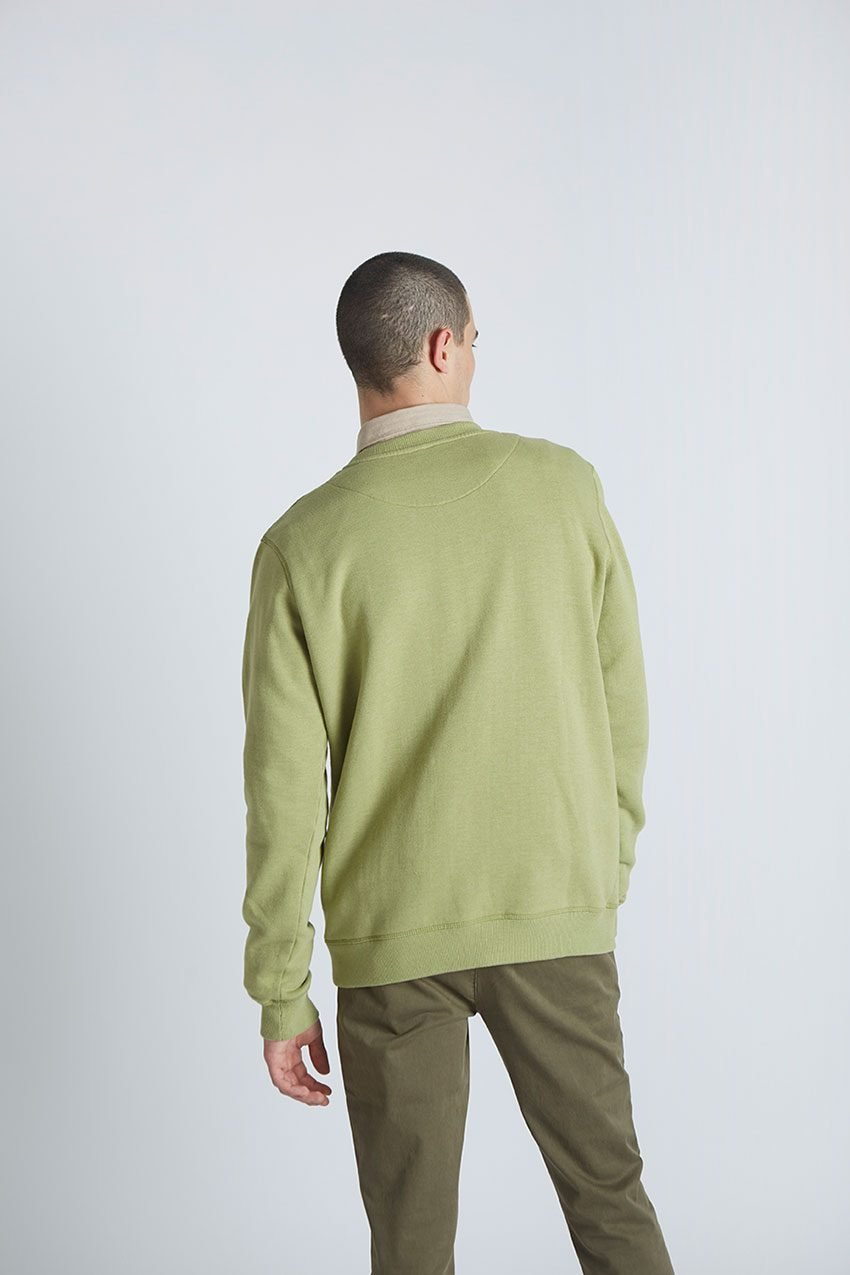 Sudadera-Space-Tiwel-Oil-Green-Melange-05