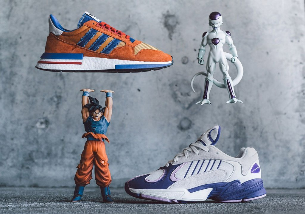 Adidas x Dragon Ball