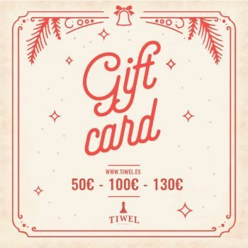 giftcard tiwel regalo