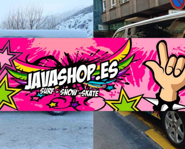 javashop tienda leon surf skate