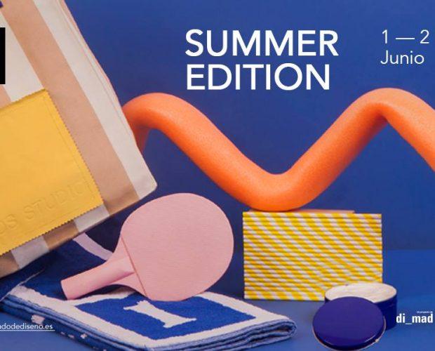 mercado de diseño 2019 summer edition junio