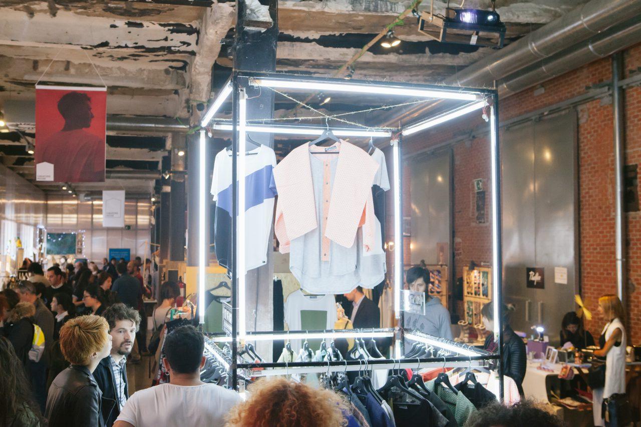 mercado de diseño fin de semana octubre madrid