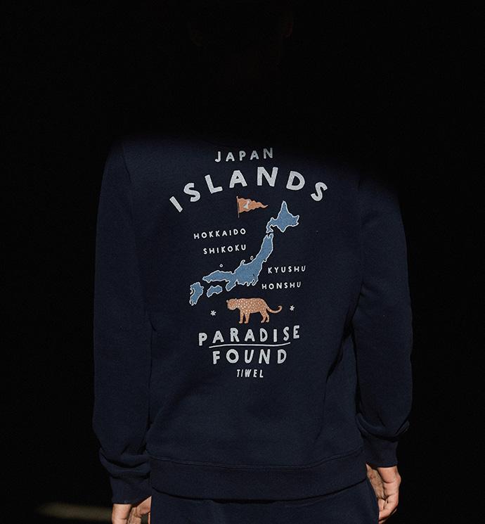 sweatshirts tiwel new collection fw18